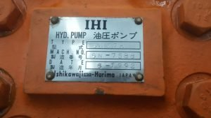 HYDRAULIC PUMP FOR SALE